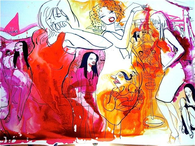 Chaque jour, une artiste : Virginie BROQUET