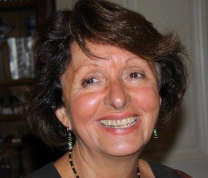 Claudie Ravel Chevalier dans l'Ordre National du  Mérite