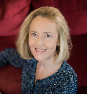 Dominique Bona au Café de Flore le 5 décembre