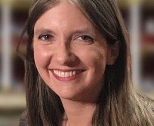 Aurore Bergé au Café de Flore le 6 février 2018