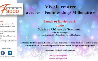 Femmes 3000 LR fait sa rentrée au Château de Grammont