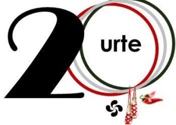 20ème anniversaire au Pays Basque