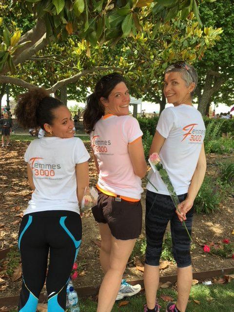 Femmes 3000 Languedoc Roussillon dans l'action
