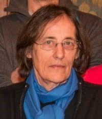 Laurence Le Vert au Café de Flore le  octobre 2018