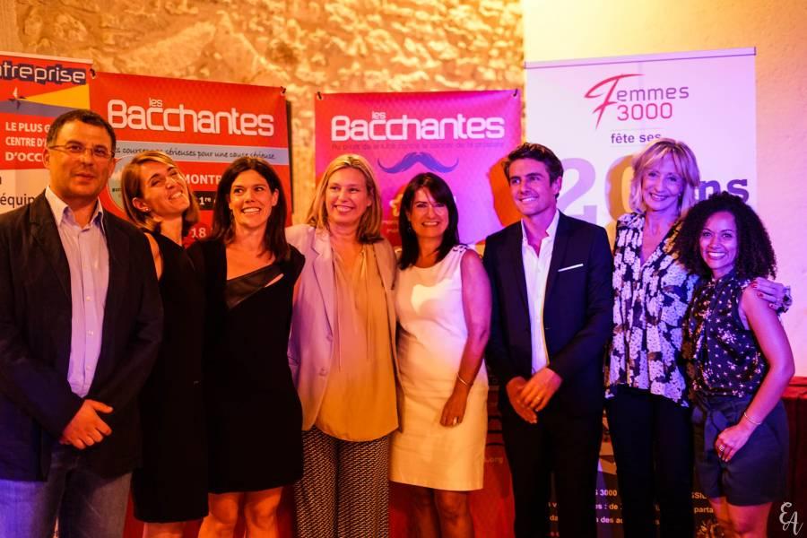 Grande soirée partenaires de la Course Les Bacchantes Montpellier 2018