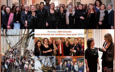 Carte de voeux Femmes3000 Gironde