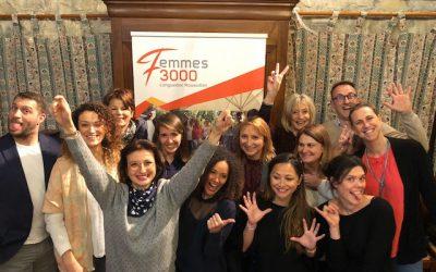 Séminaire de rentrée pour Femmes 3000 Languedoc Roussillon