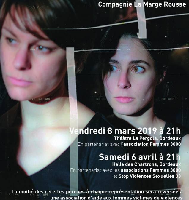 Le coup de❤️ de le fédération «Espèce de femme !» pièce de théâtre.