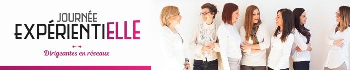 Invitation : Vendredi 15mars 2019 Journée ExpérientiELLE~ Dirigeantes en Réseaux