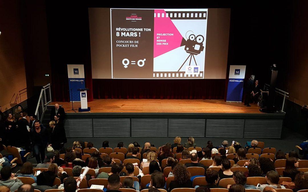 Concours « Révolutionne ton 8 Mars » – Ville de Montpellier
