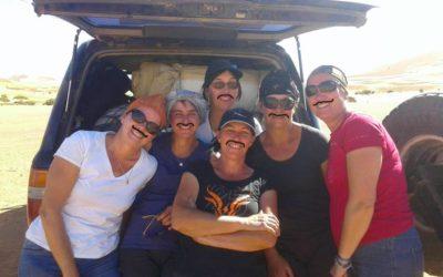 Rallye des Gazelles – Quelques mots de l'équipage