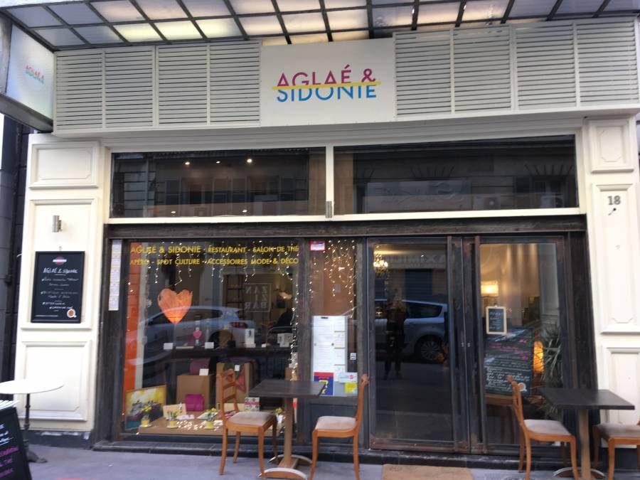 Aglaë & Sidonie – Un lieu de vie et une boutique au coeur de Marseille
