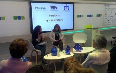 L'Association «Citoyennes pour l'Europe» – Conférence sur la place des femmes en Europe