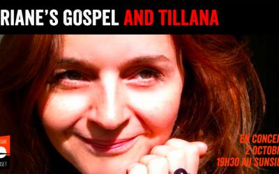 Ariane's Gospel and Tillana – Le mercredi 2 octobre 2019 à Paris