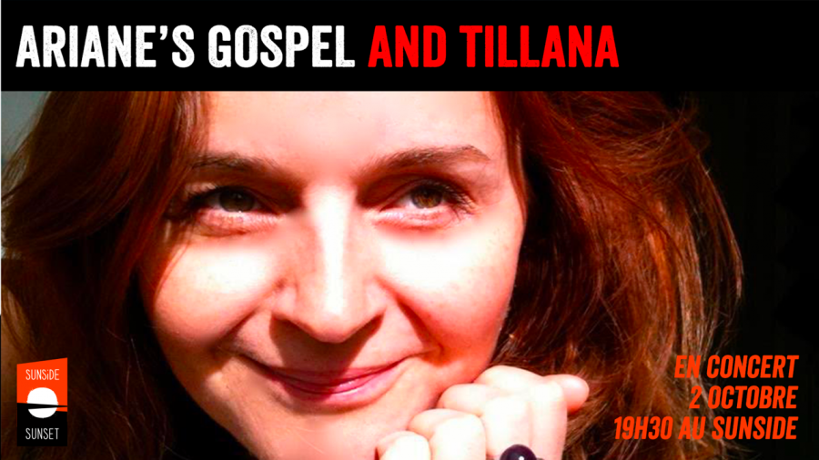 Ariane's Gospel and Tillana – Le mercredi 2 octobre 2019 à Paris