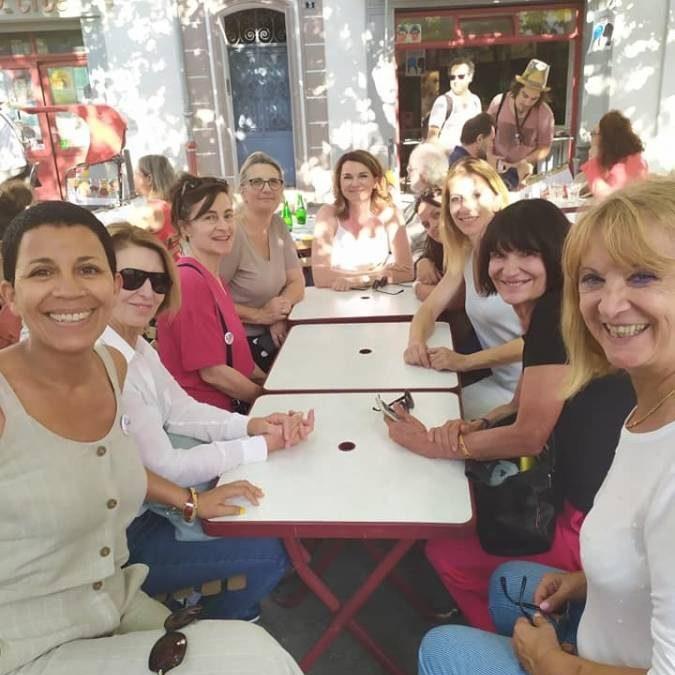 Réussir sa rentrée le mercredi 18 septembre avec Femmes 3000 antenne Aix en Provence