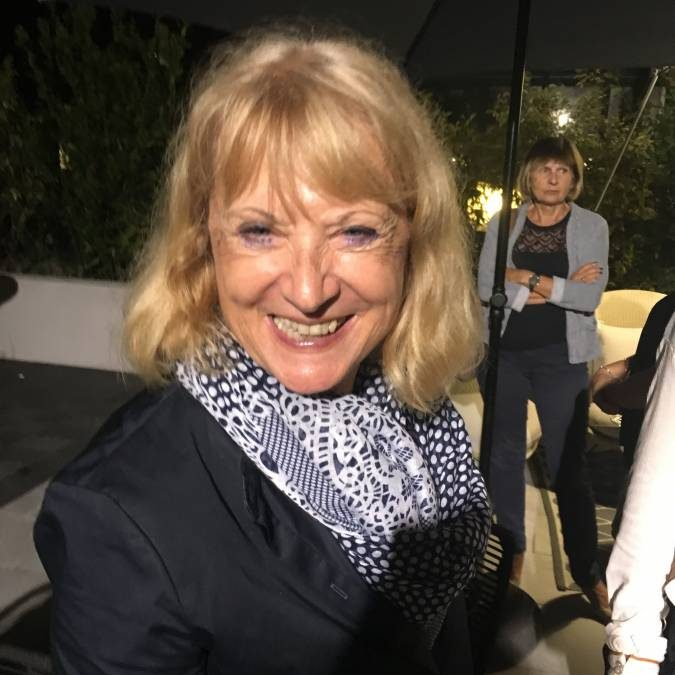 Aix-en-Provence – Portrait de la responsable Annie ALBERT