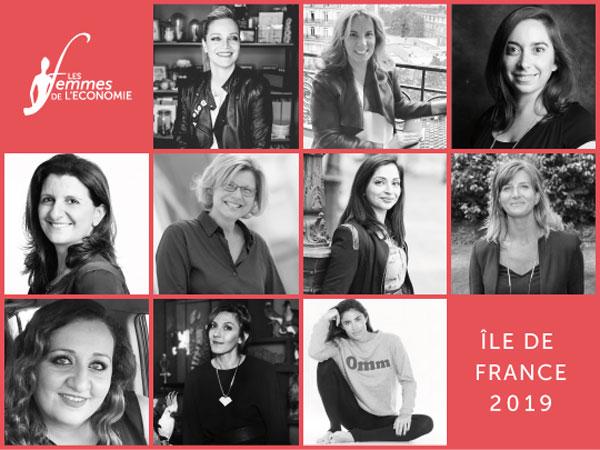 Les Femmes de l'Economie – La newsletter de septembre