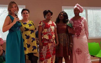 Un défilé haut en couleur, pour valoriser les femmes d'ici & d'ailleurs