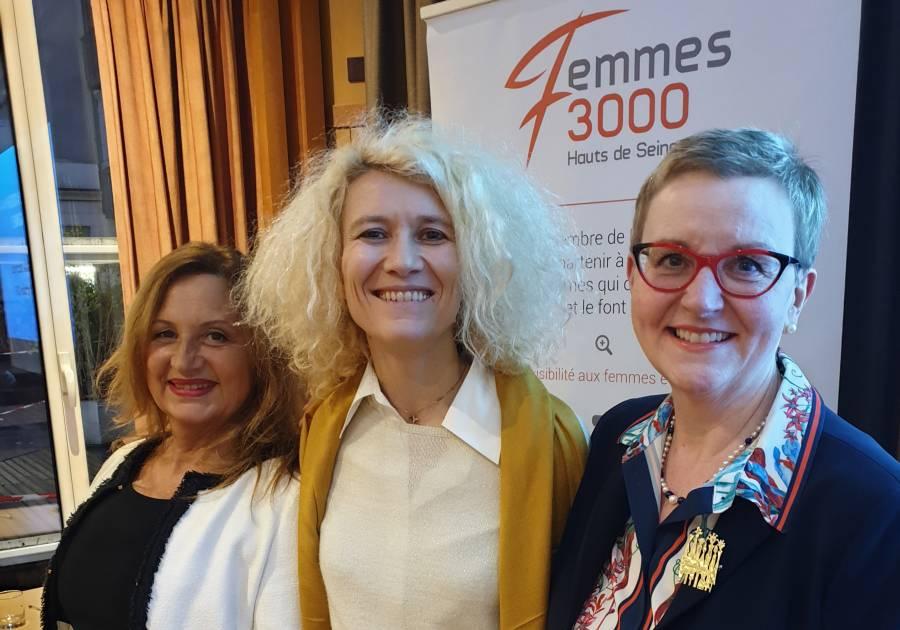 2ème édition Les Inspirantes Femmes 3000 – Gisèle Szczyglak