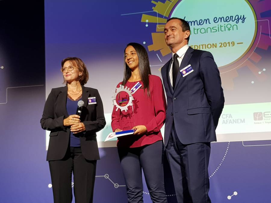 Remise prix Dalkia Women Energy In Transition – le 13 novembre 2019