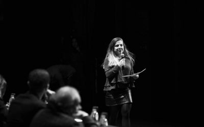 Conférence atelier sur l'éloquence par la présidente d'Eloquentia Bayonne