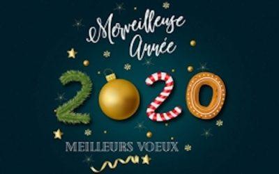 Un cocktail pour fêter la nouvelle année, le 22 janvier 2020 à Marseille avec femmes 3000 BDR
