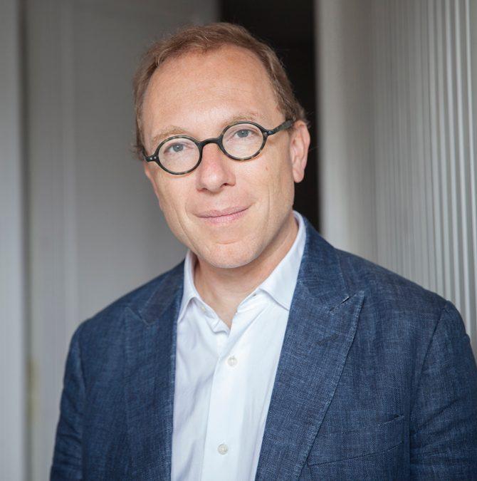 Bertrand Périer est notre invité du Mardi 3 Mars 2020 au Café de Flore