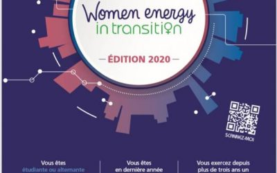 Prix Women Energy in transition DALKIA 2020 – c'est parti!