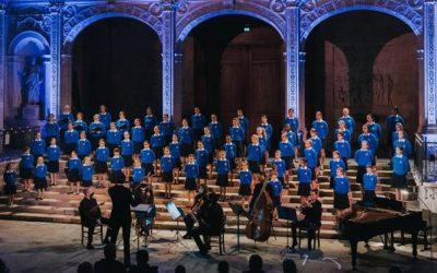 Soirée de fin d'année en musique avec le Choeur de Filles de la Maîtrise de Bordeaux