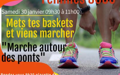 Marches sportives du samedi