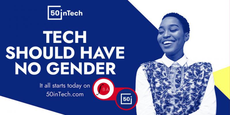 Femmes Business Angels accompagne 50inTech dans sa levée de 600K€.