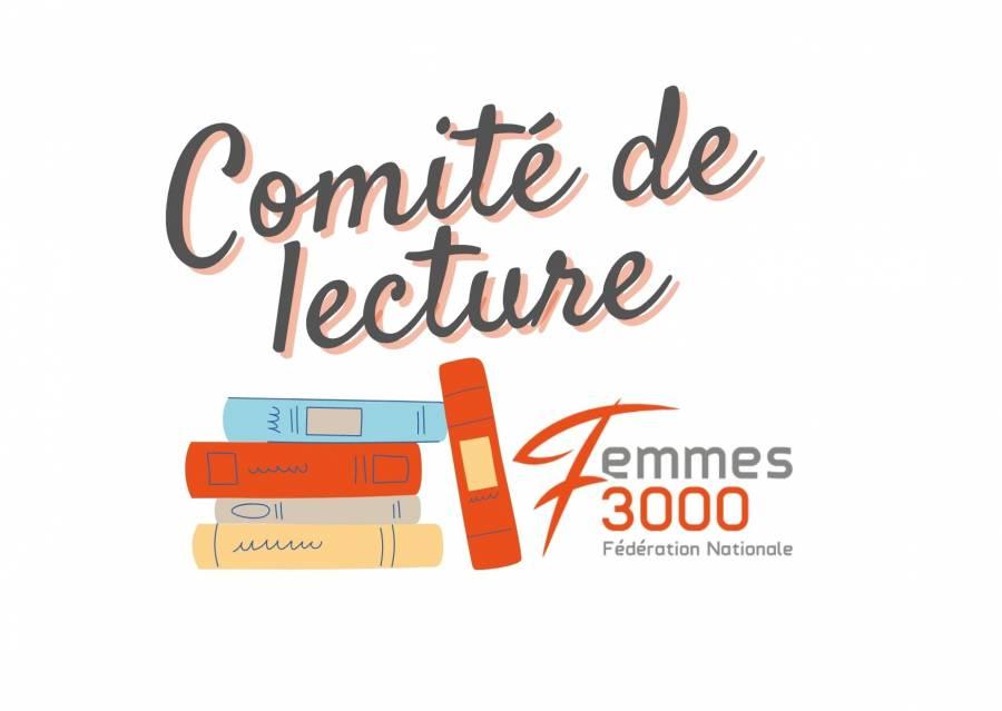 Femmes 3000 a lancé son Comité de lecture!