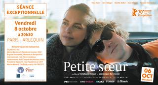 08/10 Projection du film «Petite Sœur» et débat co-animé par Femmes 3000 et le club Soroptimist Paris-Fondateur